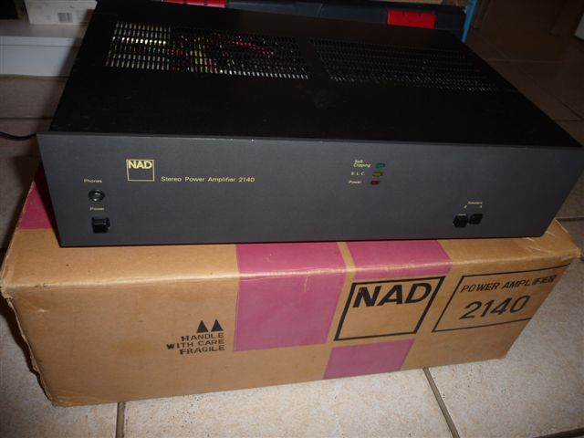 amplifiers processors nad 2140 power amplifier was sold for r1 rh bidorbuy co za Brother HL 2140 Drivers New York 2140