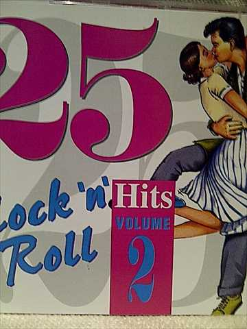 25 rock and roll: