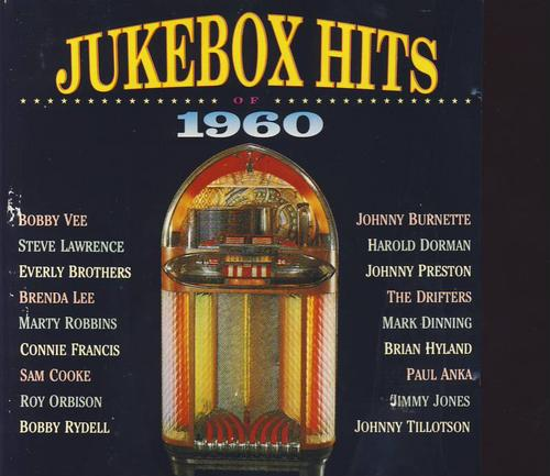 Other Music CDs - Jukebox Hits of 1960 : Various Artists ...