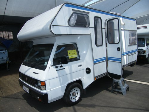 Motorhomes 1996 mitsubishi l300 motorhome was listed for for Motor homes for sale in maine