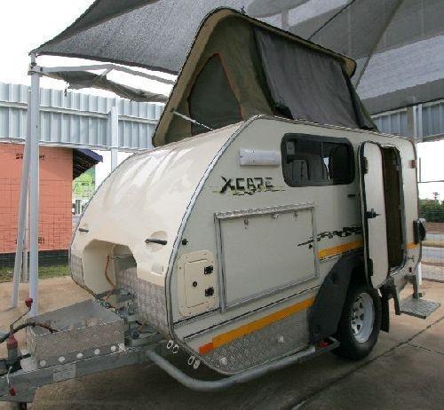 Caravans Jurgens Xcape Caravan Was Listed For R124 950