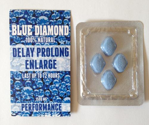 Blue diamond pill pfizer