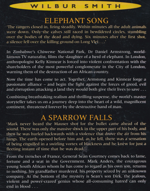 Song of the sparrow book report