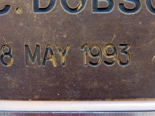 dobson may 1993
