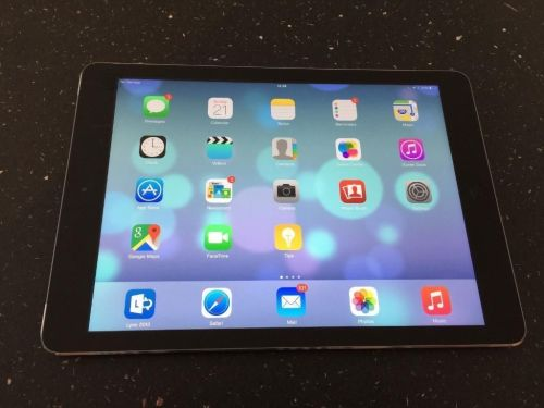 Devices Ipad Air 128gb Space Grey Lte Wifi Was Sold