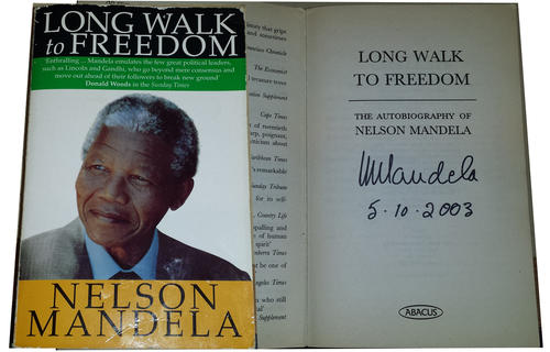 long walk to freedom book report The book that inspired the major new motion picture mandela: long walk to freedom nelson mandela is one of the great moral and political leaders of our time: an international hero whose lifelong dedication to the fight against racial oppression in south africa won him the nobel peace prize and the.