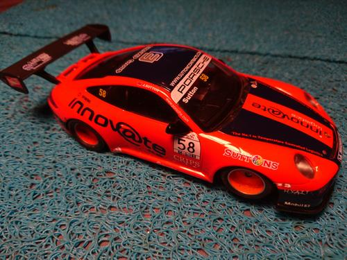 fast slot car motors
