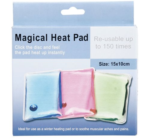 Other Health & Beauty - RE-USABLE GEL HEAT PAD was listed ...