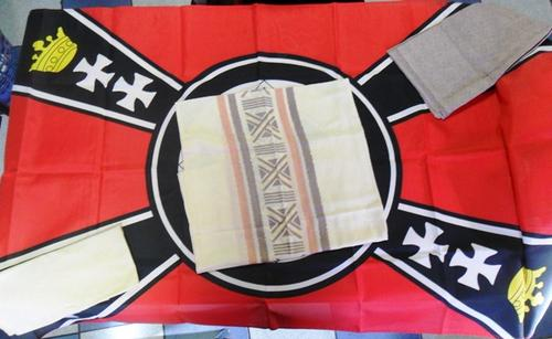 Historical WW2 Reproduction German flag - FREE POSTAGE IN S A