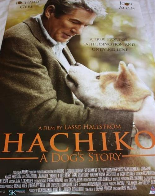 hachiko movie summary