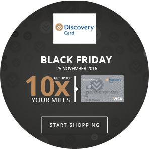 Reap rewards with Discovery Card