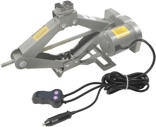 Electric Powered Automotive Car Scissor Jack Easily Raise Your Vehicle With The Push Of A Button