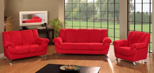 Lounge Suites Modern 3 Piece Lounge Suite 6 Seater