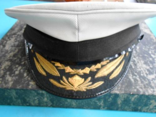 SADF Navy Admiral Cap