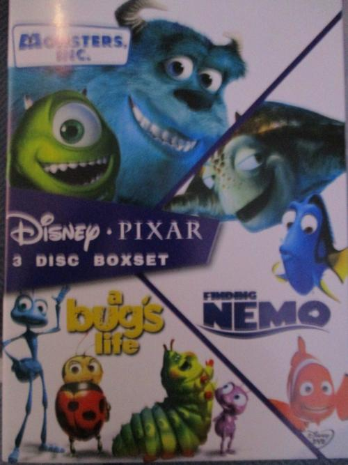 Monsters inc dvd coupon $8