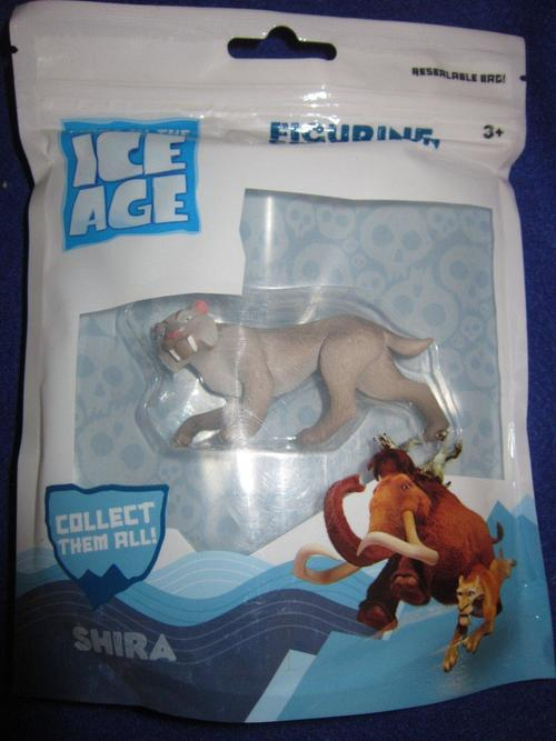 Other Collectable Toys - Shira - Ice Age Continental Drift ...  Other Collectab...