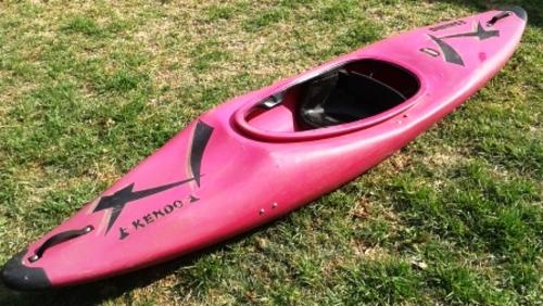 Whitewater Kayak Eskimo Kendo For Sale