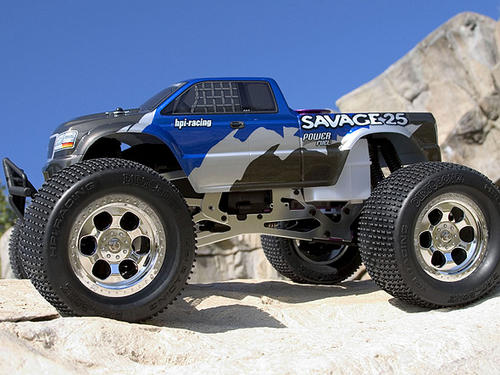 Cars Hpi Savage Nitro Monster Truck Scale Big Block