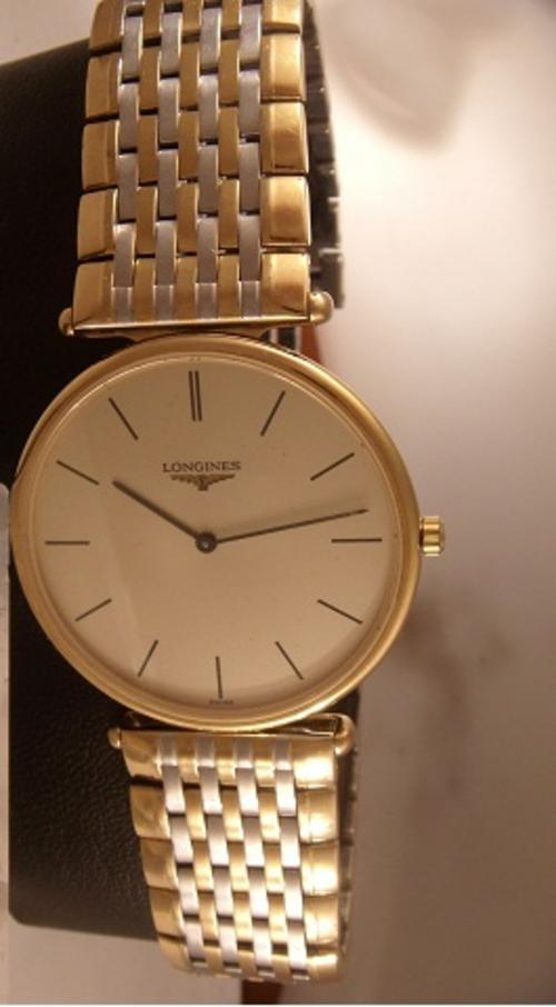 Men S Watches Longines La Grande Classique Was Sold For