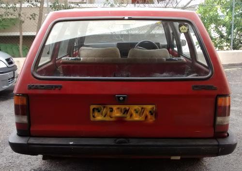 Opel kadett station wagon