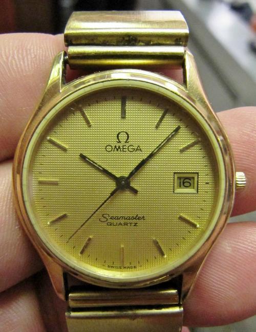Omega Seamaster Quartz 1430