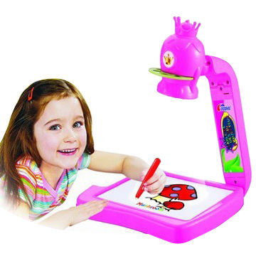 other toys educational projector 2 in 1 drawing toy was sold for