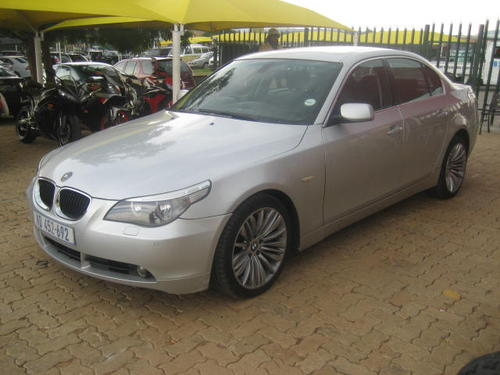 BMW - BMW 530D 2004 model Auto! Full house! Excellent cond! was ...
