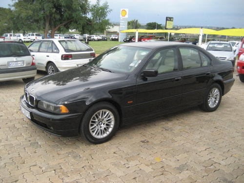 BMW - BMW 530D 2001 model. Facelift. Manual. Excellent cond.Full ...