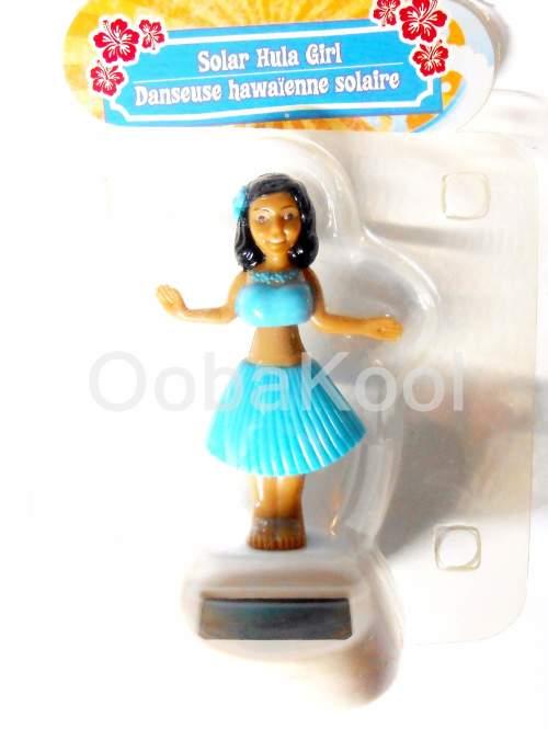 solar hula dancing girl