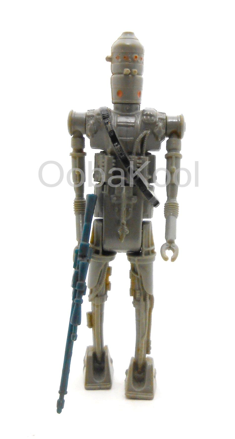Star Wars Toys 1980s : Vintage toys star wars ig bounty hunter