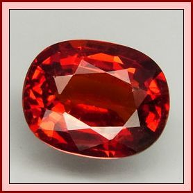 Spessartite 1.25ct