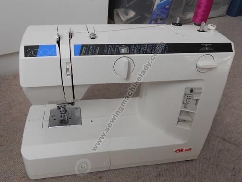Elna 2004 Sewing Machine Price