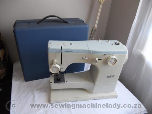 Sewing Machines Overlockers ELNA SU SWISS MADE SEWING MACHINE New Elna Su Sewing Machine