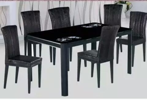Dining room suites dining set dinette set 7 piece for Dining room sets under 500 00