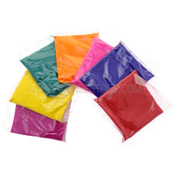colour throwing colour powder - Color Packets
