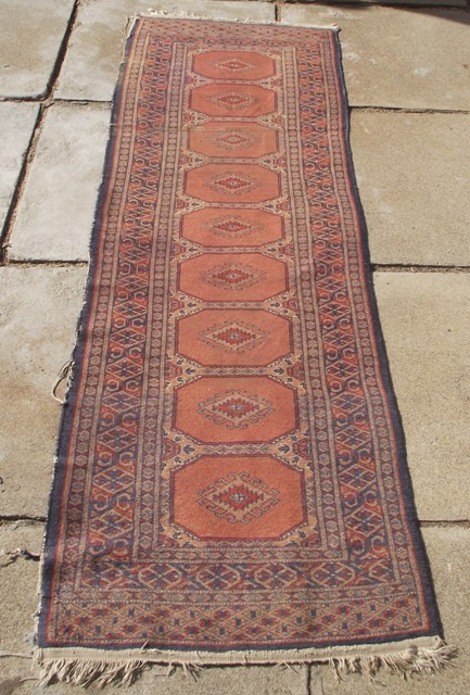 Rugs Amp Carpets Well Worn Vintage Persian Runner Was Sold