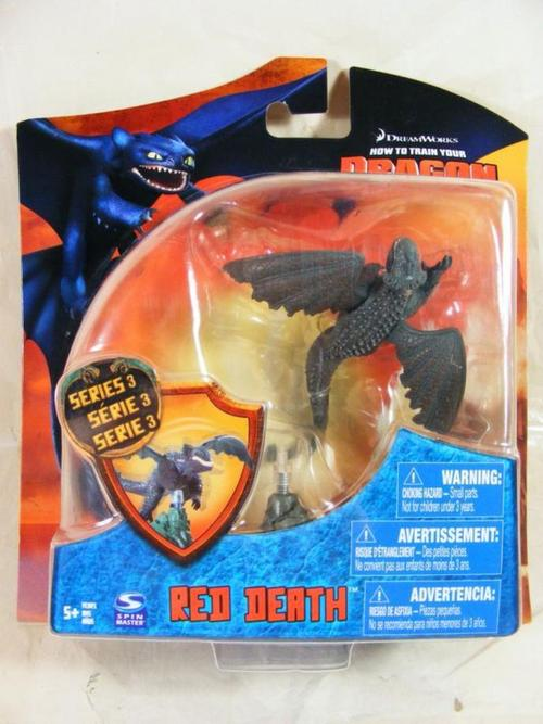 Other action figures dreamworks how to train your dragon red death dreamworks how to train your dragon red death 3 4 inch collectible figure ccuart Images
