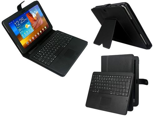 Accessories Samsung Galaxy Tablet 10 1 Leather Case With