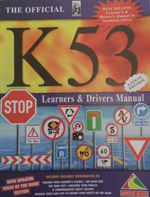 other textbooks educational the official k53 latest drivers and rh bidorbuy co za k53 learners manual k53 learners manual free download