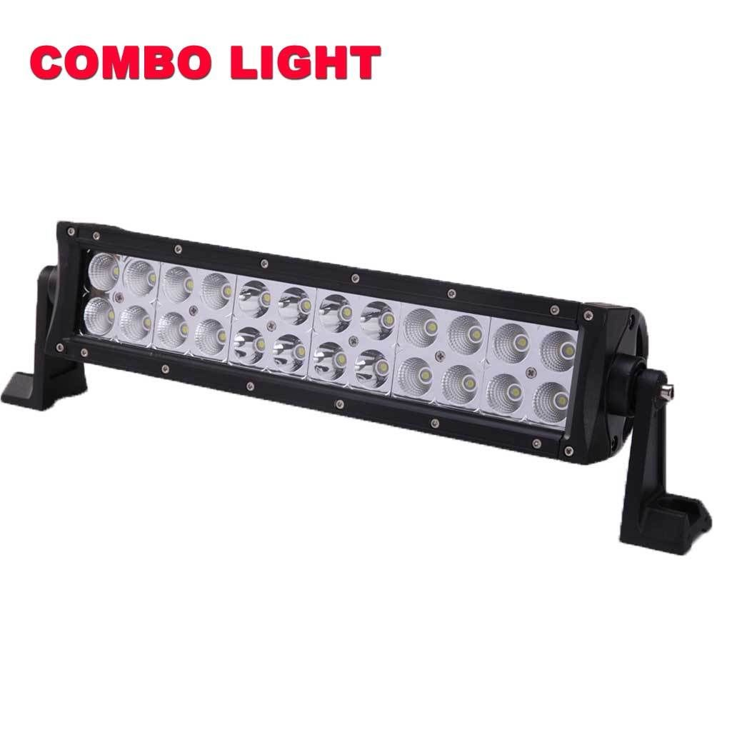 neon led lights 1 x 14 inch 72 watt bright cree led light bar flood spot light offroad. Black Bedroom Furniture Sets. Home Design Ideas