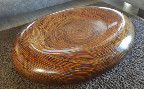 Egg Shaped Table tables - designer oval egg shaped coffee table was listed for r3