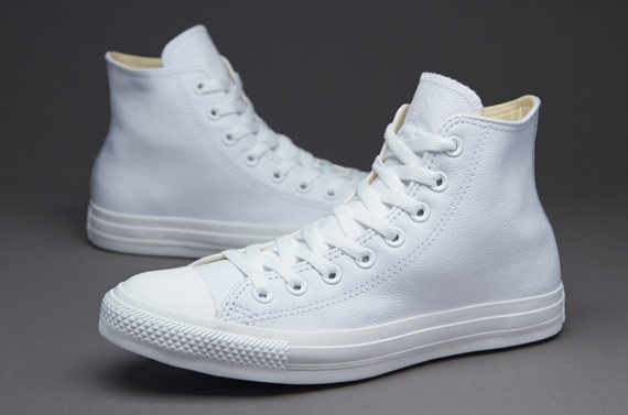 2fab21c4edcb Boots - CONVERSE ALL STAR WHITE LEATHER BOOTS was sold for R879.99 ...