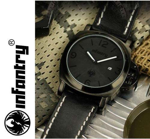 Military All Black Watches