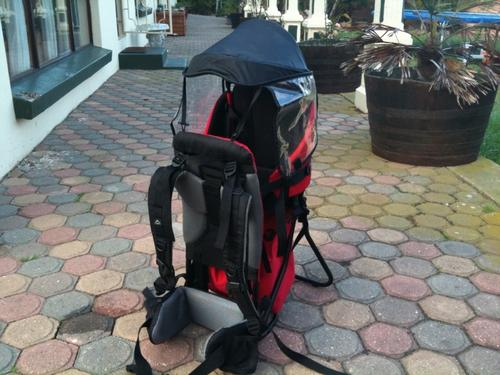 1b3e5839892 Backpacks - K-Way Baby Carrier Deluxe was sold for R550.00 on 3 Dec ...