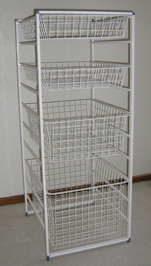 Other Home Decor Elfa Basket Storage System 40 5cm