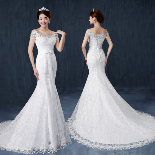 Mermaid Wedding Gown Designs : Wedding dresses design bride