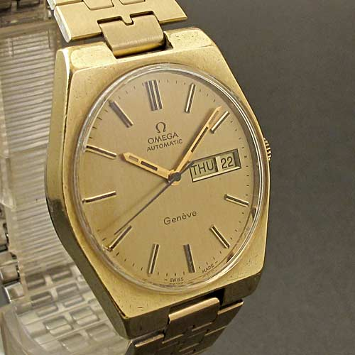 Elizabeth Auto Sales >> Rare & Collectible Watches - Omega Geneve Automatic gents ...