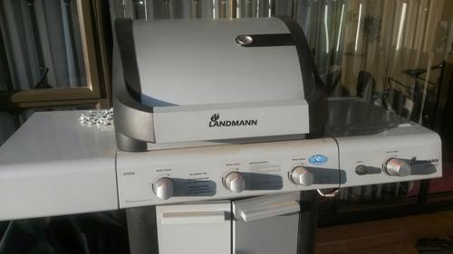 Landmann Gasgrill Cronos : Gas braais landmann cronos burner gas barbecue braai