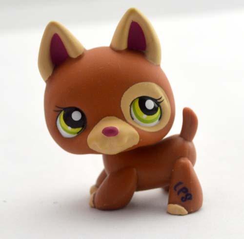 lps brown dog littlest - photo #2