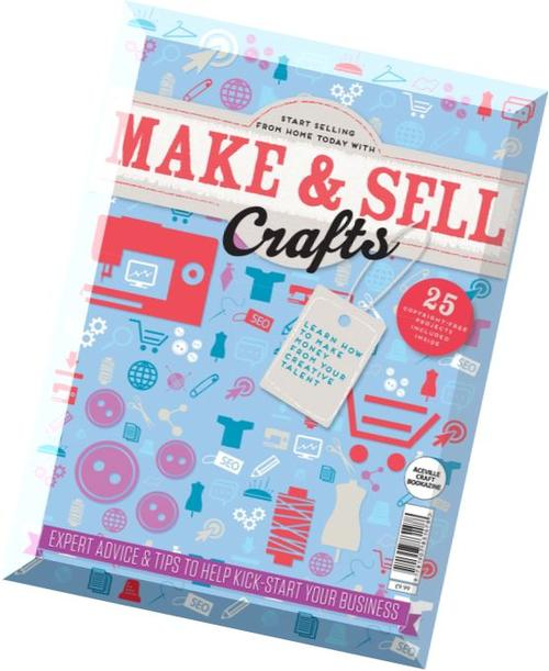 Crafts Beautiful Make Sell 2014 MAGAZINE EBOOK